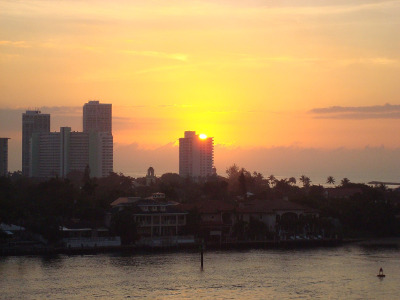 Fort Lauderdale Sunset